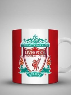 Liverpool Football Club Mug