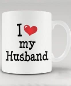 Love Husband Coffee Mug