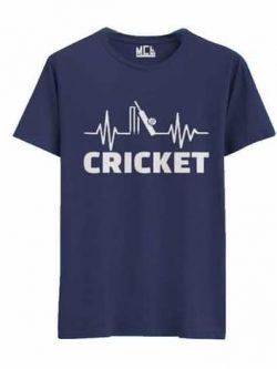 T-Shirt - Heart Beat Cricket