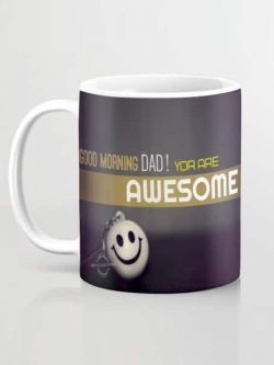 Awesome Dad Coffee Mug