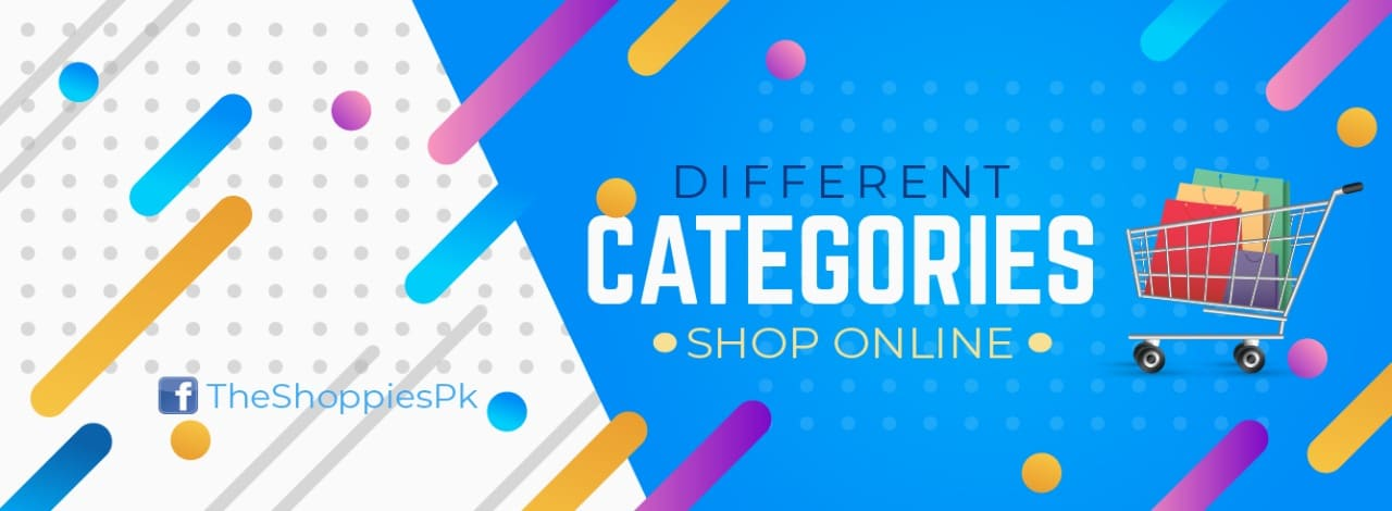 Shopping Categories - Banner