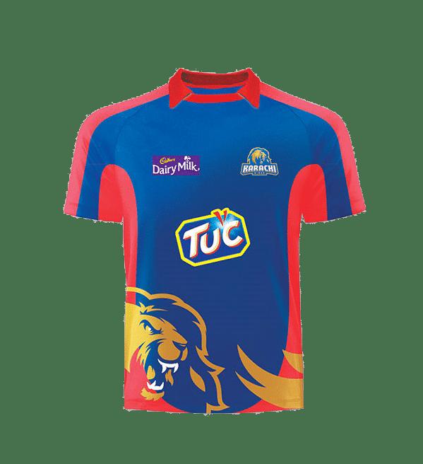 Karachi Kings PSL Shirt
