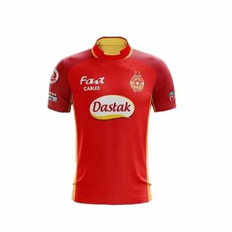 Islamabad United PSL Shirt 2020 Jersey