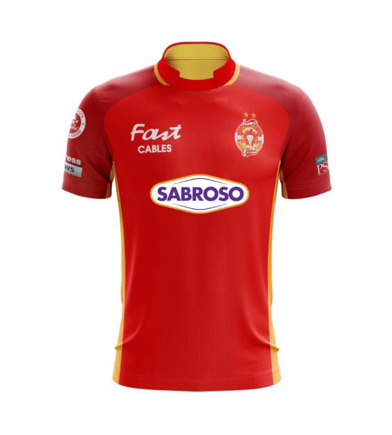 Islamabad United PSL Shirt 2021 jersey