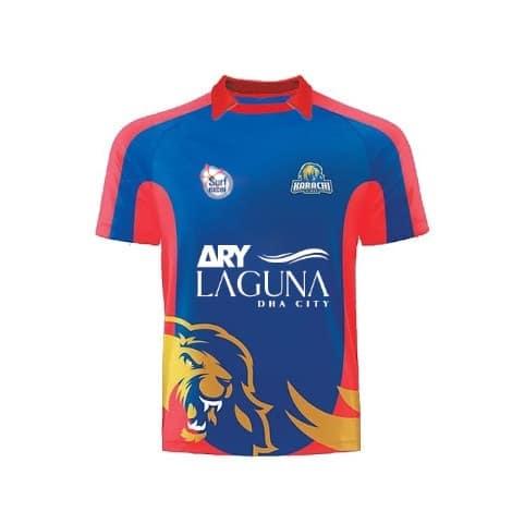 Karachi Kings PSL Shirt 2020 Jersey Online