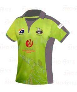 Lahore Qalandars PSL Shirt 2020