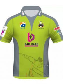 Lahore Qalandars PSL Shirt 2021