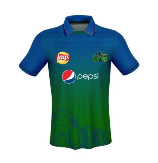 Multan Sultans PSL Shirt 2020