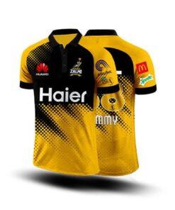 Peshawar Zalmi PSL shirt 2020 original JERSEY