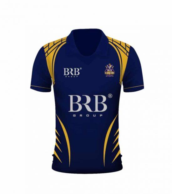Quetta Gladiators PSL Shirt 2021 Jersey