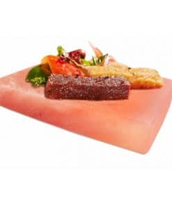 Himalayan Salt Cooking Tile with Tray