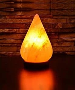 Salt Lamp - Tear Drop