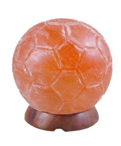 Salt Lamp Football Shape