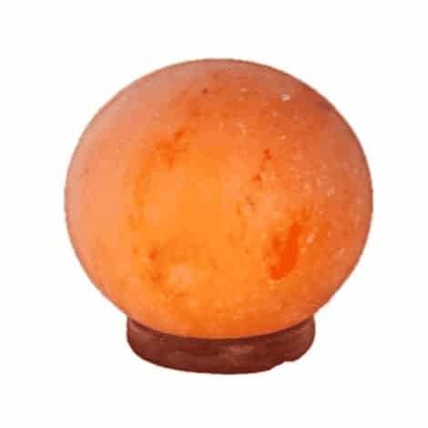 Salt Lamp Round Shape