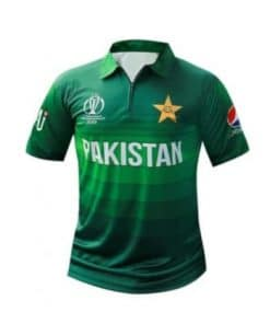 World Cup 2019 Shirt – Pakistan Cricket Team