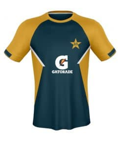 Training Shirt - Pakistan Cricket Team 2020 Gatorade