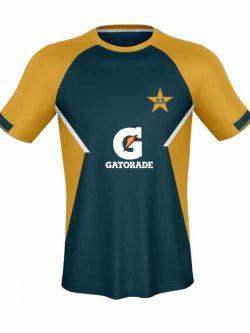 Training Shirt - Pakistan Cricket Team 2020 Gatorade