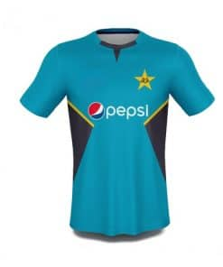 Training Shirt - Pakistan Cricket Team