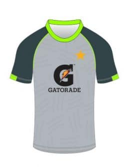Training Shirt - Pakistan Cricket Team Jersey original