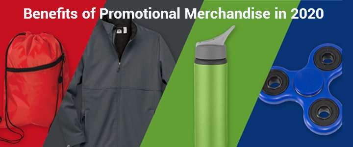 Benefits of Promotional Merchandise in 2020