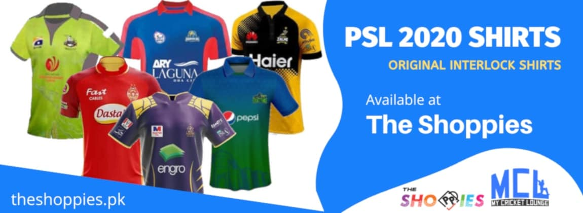 PSL 5 Shirts 2020 new banner