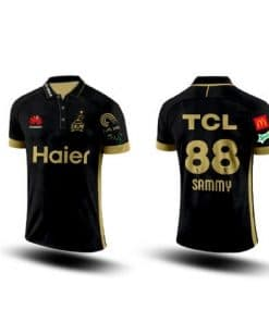 Peshawar Alternate shirts 2020