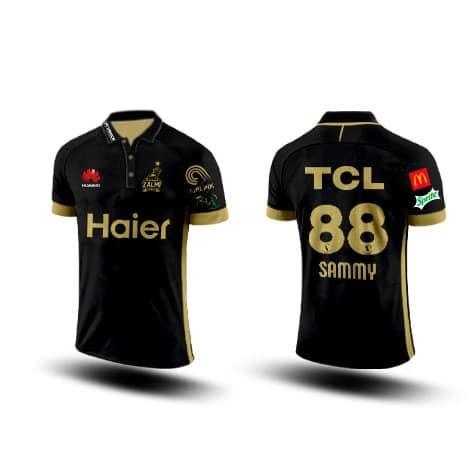 Peshawar Alternate shirts 2020