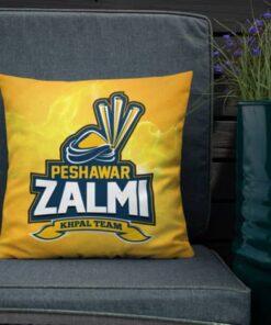 Peshawar Zalmi Cushion - 2