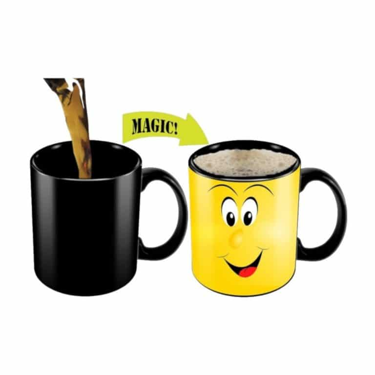 Custom Magic Mug - Personalized Photo Printing