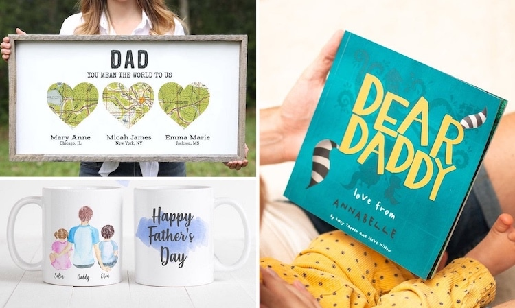 The 5 Best Father's Day customized gift for Dad