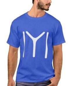 IYI T-Shirt Kayi Tribe- Dirilis Ertugrul - bLUE