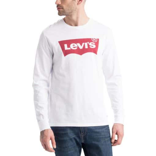 Levis Original T-Shirt for Men - white