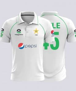 Test Kit Shirt Pakistan Cricket Team Jersey 2020-21