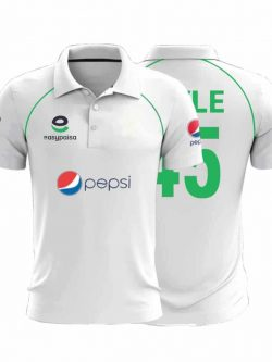 Test Kit Shirt Pakistan white Unofficial