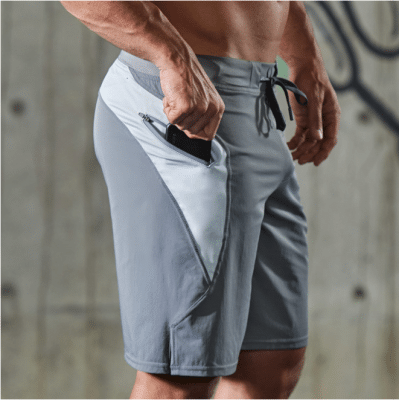 Workout Shorts model 2
