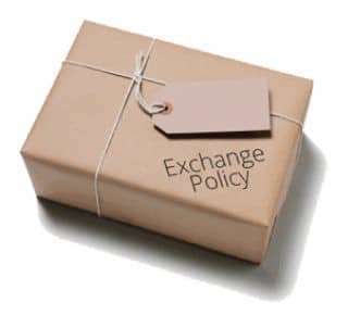 exchange policy