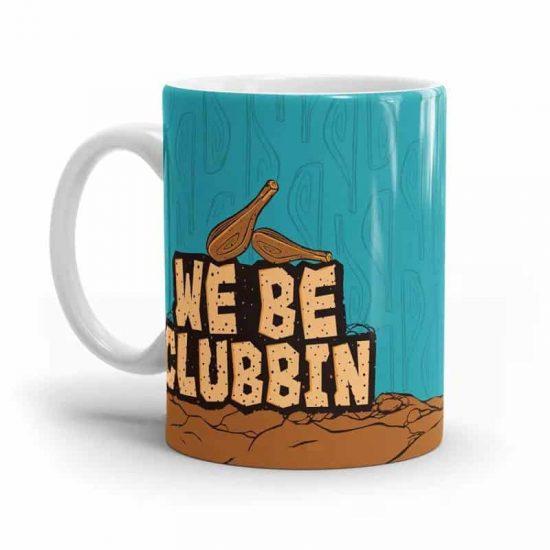 Flintstones - We Be Clubbin Mug - 2