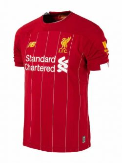 Liverpool Jersey - LFC Shirt Champions 19-20 front