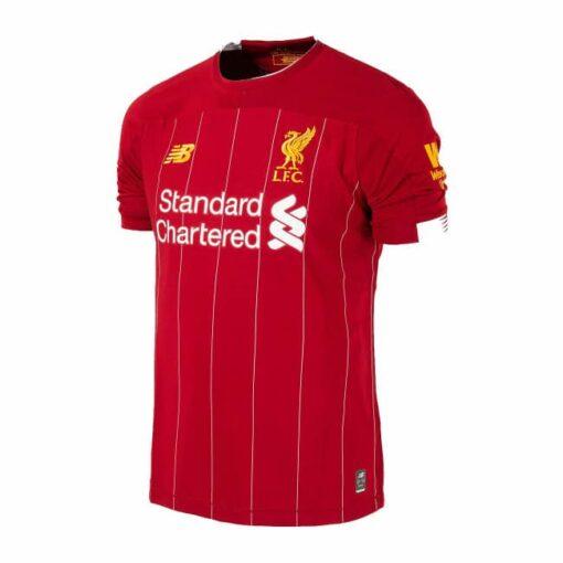 Liverpool Jersey - LFC Shirt Champions 19-20 front
