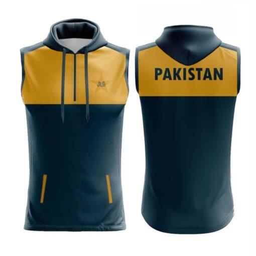 Pakistan Sleeveless Training Upper