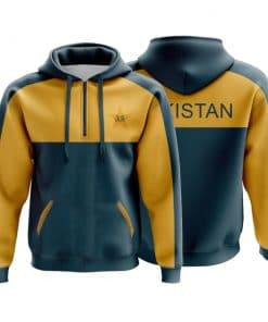 Training Hoodie - Pakistan Cricket Team - Front Back