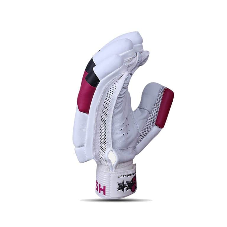 HS 2 Star Batting Gloves 3