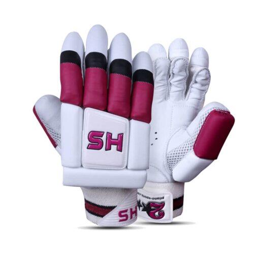 HS 2 Star Batting Gloves Pair