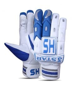 HS 3 Star Batting Gloves Pair