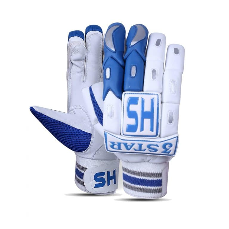 HS 3 Star Batting Gloves Pair