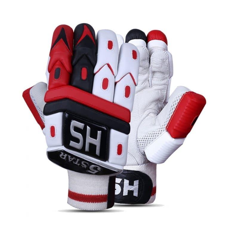 HS 5 Star Batting Gloves Pair