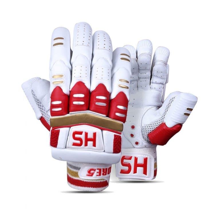 HS Core 5 Batting Gloves pair