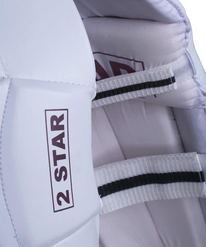 HS 2 Star - Batting Pads inner side