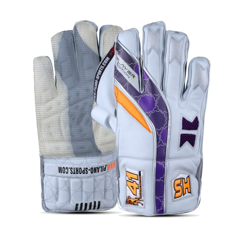 H 41 Wicket Keeping Gloves