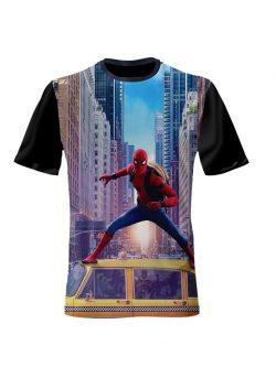 Spider Man - Kids Shirt
